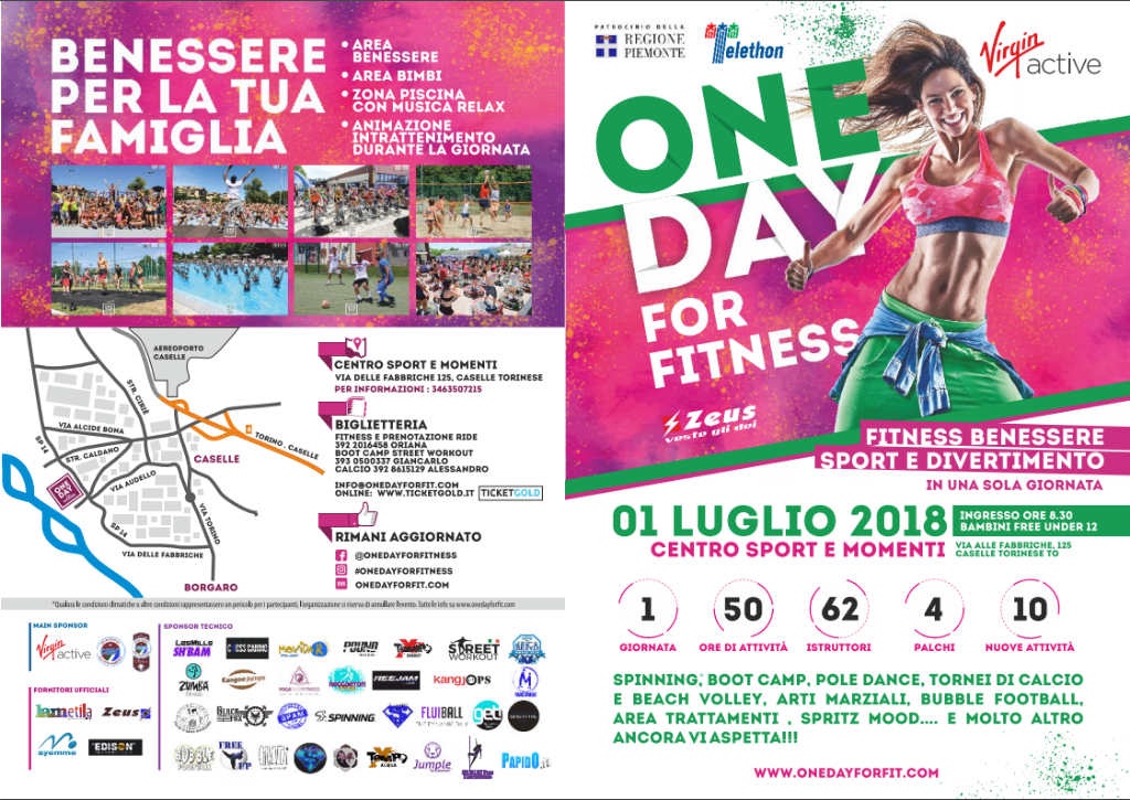 One-Day-For-Fitness